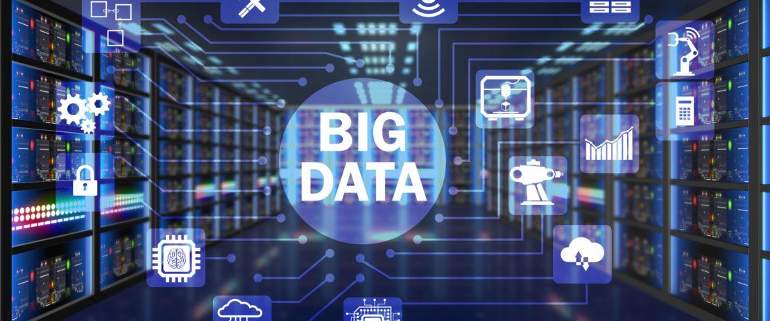 87264488 - big data computing concept of modern it technology